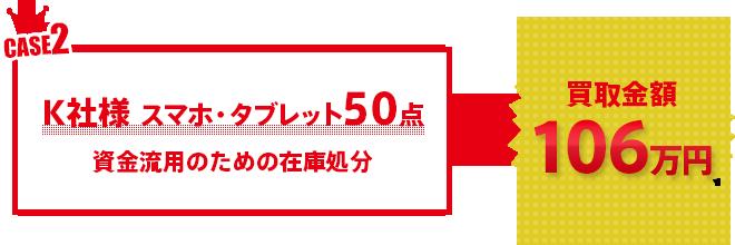 K社様 ゲーム2200点