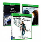 Quantum Break、Halo 5、Forza Motorsport 、その他7本 【買取価格】12,340円。(2016/5/25)