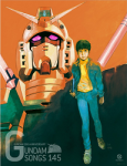 GUNDAM SONGS 145 Limited Edition