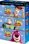 トイ・ストーリー ブルーレイ・トリロジー・セット (期間限定) [Blu-ray] ディズニー (出演)  形式: Blu-ray 【買取価格】 4,200円
