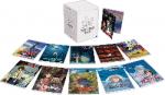 ジブリ Bru-ray11点。Blu-ray BOX2点。 【買取価格】82,805円。 (2016/9/11)