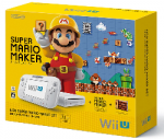 Wii U スーパーマリオメーカー セット 【買取価格】25,700円