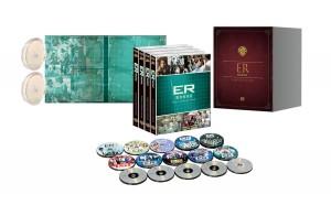 『WBTV60周年記念 ER 緊急救命室 コンプリート DVD BOX(初回限定生産)』 画像