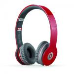 Beats by Dr.Dre Solo HD 密閉型オンイヤーヘッドホン レッド 他iPod1点・CD20点 【買取価格】7,597円 (2016/12/17)
