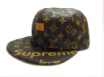 Louis Vuitton × Supreme 5-Panel Hat