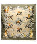 エルメス カレ90 Galop Volant 空飛ぶギャロップ シルク スカーフ など11点【買取価格】25,600円