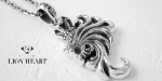 LION HEART Haul/ライオンモチーフ シルバーネックレス 04N13HL01 など14点【買取価格】30,989円