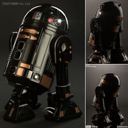 Sideshow Collectibles(サイドショウ) R2-Q5