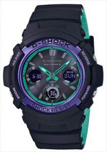 G-SHOCK AWG-M100SBL-1AJF