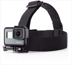 ヘッド用ウェアラブルカメラ