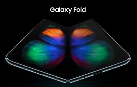 Samsung Galaxy Fold SIMフリー