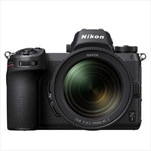 Nikon NIKKOR Z ミラーレスカメラ レンズキット 24-70mm f/4S付属