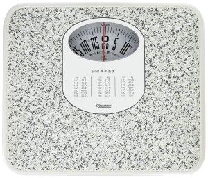 アナログ体重計
