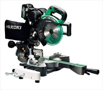 HiKOKI コードレス卓上スライド丸のこ C3607DRA(XP) のこ刃径190mm