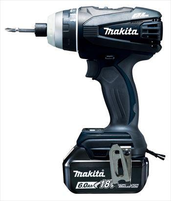 Makita 4モード・インパクトドライバ 18V TP141DRGXB 6.0Ahバッテリ2本・充電器付