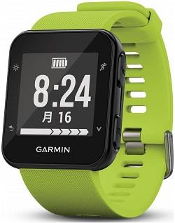 GARMIN ランニングウォッチ GPS 心拍計 ライフログ 50m防水 ForeAthlete 35