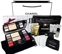 "CHANEL TRAVEL MAKEUP PALETTE ""HARMONIE DE CAMELIAS"
