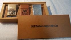 1994 Marlboro Zippo collection 3点セット 箱付き