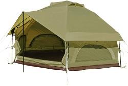 DOD(ディーオーディー) キノコテント かわいい 簡単 ワンタッチ テント