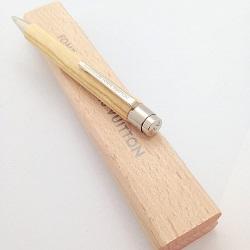 ルイヴィトン財団 美術館 限定品 ボールペン 高級 FONDATION LOUIS VUITTON
